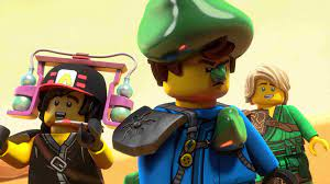 Watch LEGO Ninjago: Secret Of The Forbidd Season 1 Episode 4 Online -  Stream Full Episodes