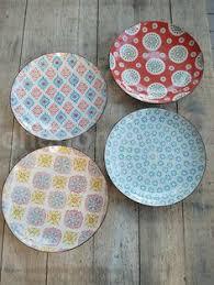 Patterned Dinnerware Simple 48 Best Patterned Tableware Images On Pinterest Dish Sets Tiles