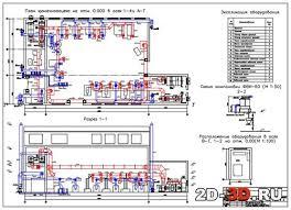 Расчёт вентиляции промышленного здания