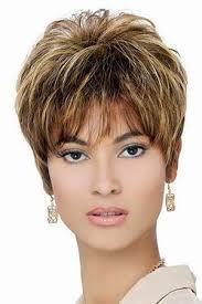 Modèle Coiffure Cheveux Courts Femme 60 Ans