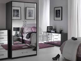 Mirrored Furniture Bedroom Set Smoked Mirrored Bedroom Furniture Educartinfo For