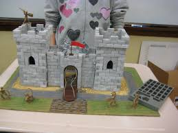 Castle Designs For School Projects Easy Wood Projects For School Food Storage Made Easy