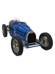 The first bugatti veyron was made in 2005. An Exceptional Hand Built Bugatti Grand Prix Model By Marc Antonietti C 1960 Daniels Antiques