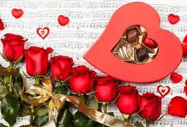heart love rose wallpaper mobile