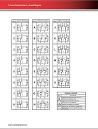 v series contura sealed rocker switches circuit diagram carling tech v series contura xiv circuit diagram