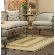 hsd heather oval cotton braided rug 2 lrg