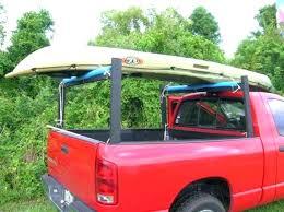 Simple Kayak Rack Building A Kayak Rack Diy Kayak Rack For Truck Bed ...