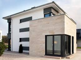 Wdvs Fassaden Mit Echtem Sandstein Finish Von Knauf