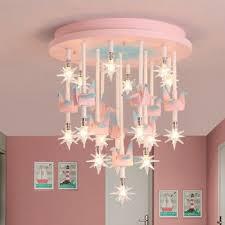 36w blue pink merry go round star