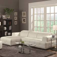 Contemporary sectional sofas Room Darby Contemporary Sectional Sofa With Wide Chaise And Adjustable Headrests By Coaster Overstockcom Coaster Darby Contemporary Sectional Sofa With Wide Chaise And