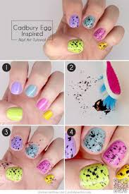 6. #Speckled Eggs - These Nail Art #Patterns Will Make Your Easter ...