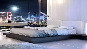 Japanese Platform Bed Furniture Platform Bed Frames With White Modern Shaped Japan