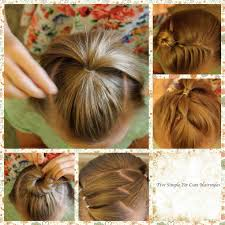 Hair Style Simple five simple hairstyles for short hair youtube 8452 by wearticles.com