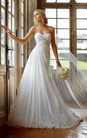flowy wedding dresses. Cheap Beach Wedding Dress Sweetheart Sleeveless Pleated Flowy