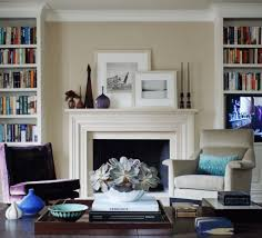 Living Room Bookcases Living Room White Bookcases Dark Brown Wooden Floor White And