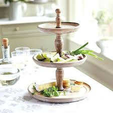appealing three tier stand fruit g18173 traditional kitchen design with three tiered wooden fruit stand reclaimed