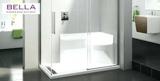 shower base acrylic bathtubs x inch pan 48 and walls k 0 white rely with single