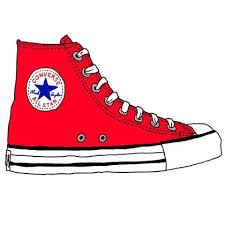 converse shoes clipart. pin converse clipart cartoon #6 shoes