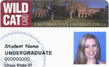 Card Wildcat Program Id Of Csu Chico Examples Cards -