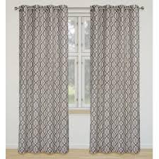 Gray and beige curtains Room Darkening Quickview Wayfair Beige And Grey Curtains Wayfair