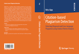 Springer Book Citation Based Plagiarism Detection Sciplore