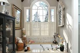 plantation shutters bathroom plantation shutters with shabby chic style bathroom and alcove bath accessories nook orchid plantation shutters