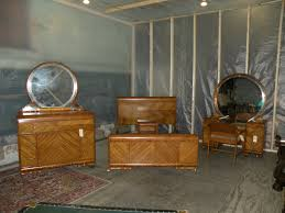 Art Deco Bedroom Furniture | Raya Furniture Bedroom 1930s Bedroom Furniture  For Sale Photo