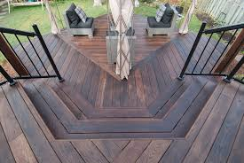 Paul Lafrance Design Paul Lafrance Thermory Deck Weston Premium Woods