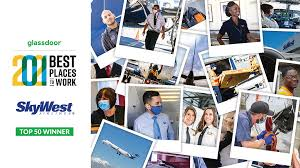 skywest named a top 50 best place to