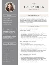 Examples Of A Modern Resume Resume Examples For Job Seekers In Any Industry Limeresumes
