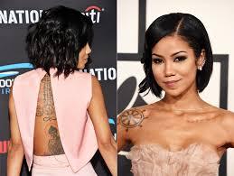 Celebrities With Tattoos Whoopi Goldberg Rihanna Zoe Kravitz