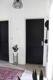 i paint my internal doors
