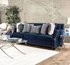 ... Navy Blue Couch Cushions Throw Pillows Amazon Sofa Living Room Design  ...
