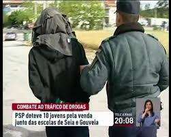 PSP deteve suspeitos de tráfico nas zonas de Seia e Gouveia