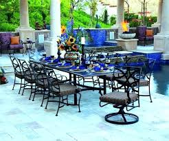 8 seater outdoor table cover seat patio dining set best big of round 8 seater square outdoor table