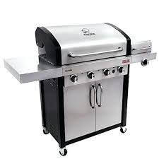 outdoor gas grill reviews char broil signature infrared 4 burner cabinet liquid propane gas grill wolf