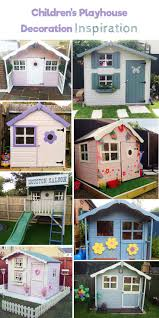 playhouse furniture ideas. Children\u0027s Playhouse Decorating Ideas And Inspiration. For Girls Furniture S