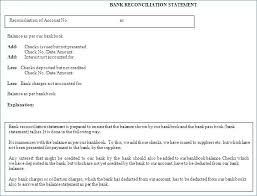 Account Receivable Statement Template Creditors Reconciliation Statement Sample Accounts Receivables And