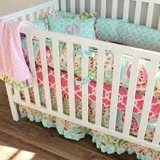 ari garden nursery crib bedding set