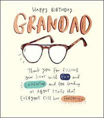 Teachers Birthday Card Grandad Teacher Birthday Card
