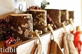 DIY Stocking Holders