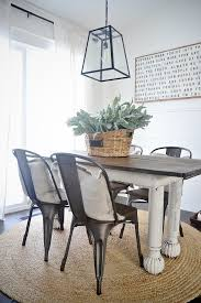 dining chairs for farmhouse table new rustic metal and wood liz marie jpg