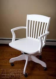 white wooden office chair. wood chair inside design white desk wooden office