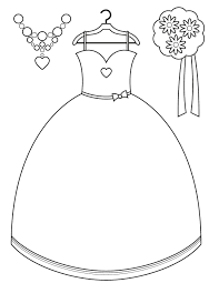Wedding Coloring Pages Interest Wedding Coloring Book For Kids At