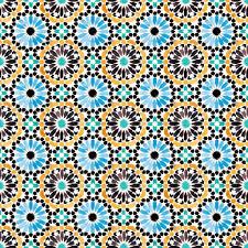 moroccan arabesque wallpaper