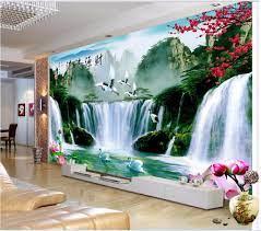 Lwcx Custom Mural 3d Photo Wallpaper ...