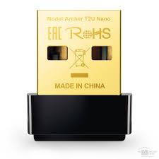Wi-Fi <b>адаптер TP-LINK Archer T2U</b> Nano с подключением по USB ...