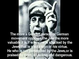 Jewish Quotes Mesmerizing Jewish Quotes By Dr Joseph Goebbels YouTube
