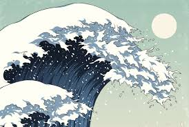 A tsunami is a series of waves in a water body caused by the displacement of a large volume of water, generally in an ocean or a large lake. What Are The Biggest Waves In Recorded History Science Smithsonian Magazine