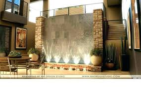 indoor wall water fountains large size of fountain w